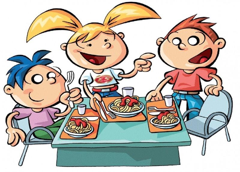 iskolai étkezés
